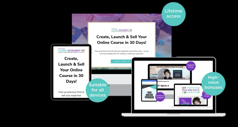 online Accelerator course